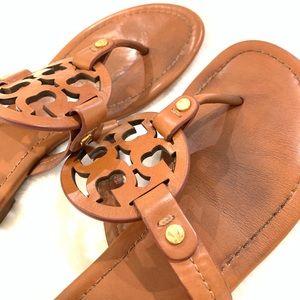 Tory Burch Vintage Vachetta Sandals